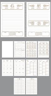 day planner template indesign daily planner agenda indesign template fully editable model atd62