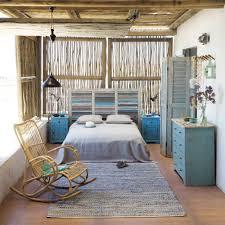 chambre a theme une tête de lit ambiance bord de mer 20 idées pour vous inspirer
