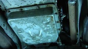 2001 ford f150 transmission service flush torque converter oil