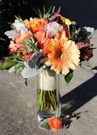 wedding flowers kansas city modern wedding flowers in kansas city mo featuring orange and