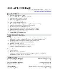 Resume Templates Canada Resume Welder Resume Welder Resume Objective Welder Resume