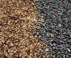 How To Mulch Flower Beds Landscaping Pros And Cons Of Rocks Vs Mulch Davey Blog