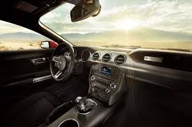 Mustang Interior Accessories 2017 Ford Mustang Sports Car Photos Videos Colors U0026 360
