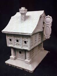 ready to paint ceramic bisque shop house by 4cnceramics
