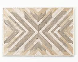 geometric wood etsy