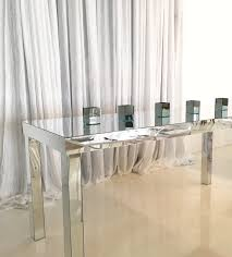Vanity Mirror Dresser Furniture Mirrored Buffet With Gorgeous And Antique Design