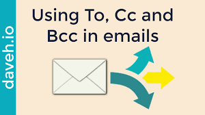How Does Blind Carbon Copy Work Sending Emails To Multiple Recipients The Difference Between To