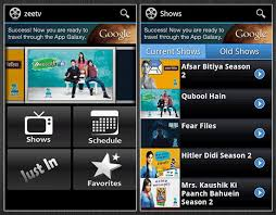 androids tv show top tv show apps for android top apps