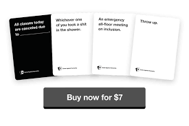 cards against humanity expansion cards against humanity welcomes you to college board today