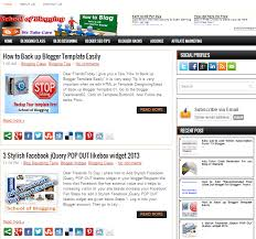 seo friendly and adsense ready premium blogger template 2014