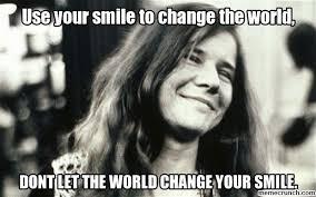 Janis Joplin Meme - joplin smile