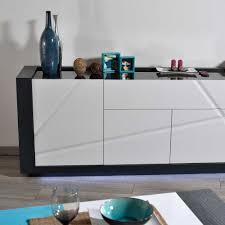 Wohnzimmertisch Led Beleuchtung Hochglanz Sideboard Otimun Mit Led Beleuchtung Wohnen De