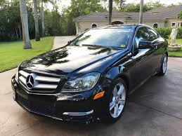 mercedes sport 2013 mercedes benz c250 coupe sport for sale in naples fl