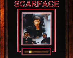 Scarface Home Decor Scarface Etsy