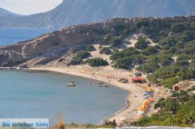 Kos Greece Map by Paradise Beach Kos Holidays In Paradise Beach Greece Guide