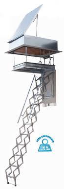 scale retrattili per soffitte scala retrattile top finish