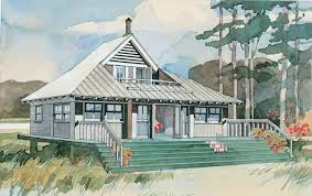 Beach House Building Plans Beach Coastal House Plans Southern Living House Plans