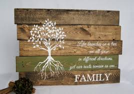 wood family sign pallet wood sign pallet wall family