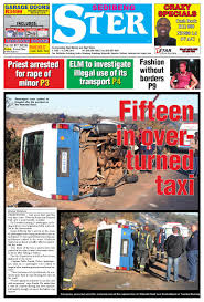 sedibeng ster 05 june 2014 by sedibeng ster issuu