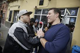 tony robbins swoops in to save nuns humble tenderloin soup tony robbins swoops in to save nuns humble tenderloin soup kitchen sfgate
