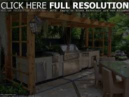 back yard kitchen ideas backyard kitchens home outdoor decoration