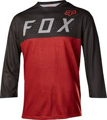 motocross goggles clearance fox altitude jersey clothing jerseys bicycle red black fox