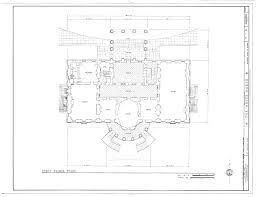 100 west wing white house floor plan little white house