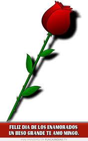 imagenes feliz dia del beso feliz dia de los enamorados un beso grande te amo mingo placas
