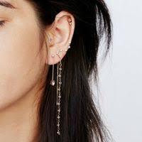 constellation earrings ear piercing trends 2018 uk