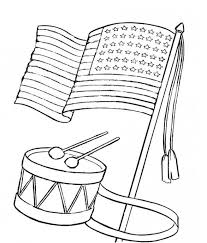 flags and drum coloring pages kids colouring pages coloring home