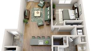 one bedroom floor plan one bedroom 3d floor plan net zero village
