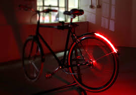 brightest bicycle tail light bike light inhabitat green design innovation architecture