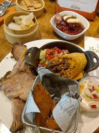 The Buffet At Bellagio by 7 Buffets In Las Vegas To Make You Disregard Your Diet