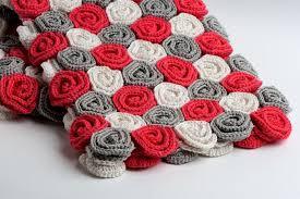 Crochet Designs Flowers 10 Crochet Patterns For Roses