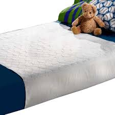saddle style mattress protector for cribs u0026 beds mattress pads