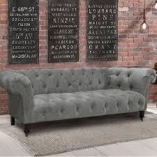Tufted Chesterfield Sofa by Best 25 Velvet Chesterfield Sofa Ideas On Pinterest