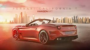 Ferrari California 2015 - render 2015 ferrari california t widebody by hansen art gtspirit