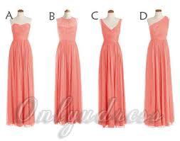 coral bridesmaid dresses 100 custom made navy blue bridesmaid dress drak blue cheap