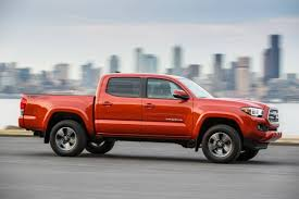 Tacoma Redesign 2017 Toyota Tacoma Pricing For Sale Edmunds