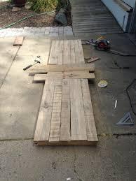 pallet wood beer pong table album on imgur