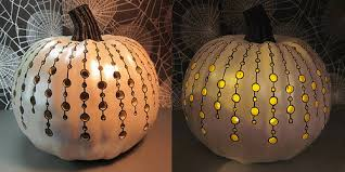 Pumpkin Decorating Without Carving No Carve Pumpkin Decorating Ideas Networx