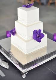 simple wedding cake decorations 30 gorgeous square wedding cake ideas weddingomania