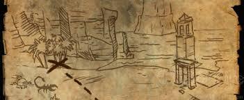 bal foyen treasure map eso alik r desert treasure map locations guide