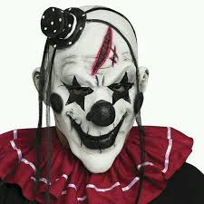 Scary Costumes Halloween 25 Scary Clown Makeup Ideas Scary Clown