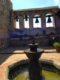 Mission San Juan Capistrano Floor Plan The Bear Flag Libation Skies Blackened With Swallows The