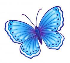 dessin en couleurs à imprimer animaux insectes papillon