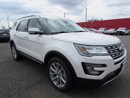 2017 ford explorer limited new ford explorer in manassas va 171057
