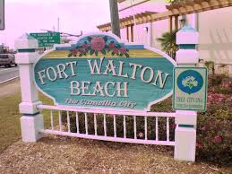 Map Of Fort Walton Beach Florida by Florida Family Beach Vacations Ft Walton Beach Family Vacation