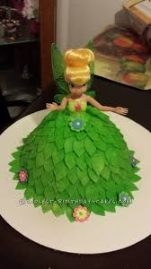 tinkerbell cakes tinkerbell cake