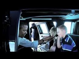 The Beast Car Interior Kids Call Home From President U0027s Limo Youtube